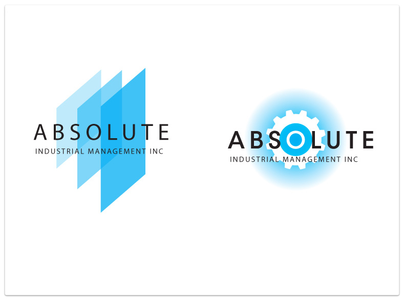Absolute Industrial Management Inc. - Logo Concepts